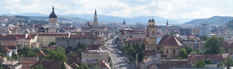 About Cluj-Napoca