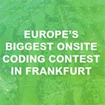 360T | Deutsche Börse Group and Catalysts: Europe's biggest onsite coding contest in Frankfurt