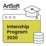 ArtSoft Consult Summer Internship 2020