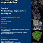 Dr. Irina Voiculescu, Oxford University: Novel Approaches to Cellular Automata with Applications in Medical Image Segmentation (Seminar I: Medical Image Segmentation Techniques)