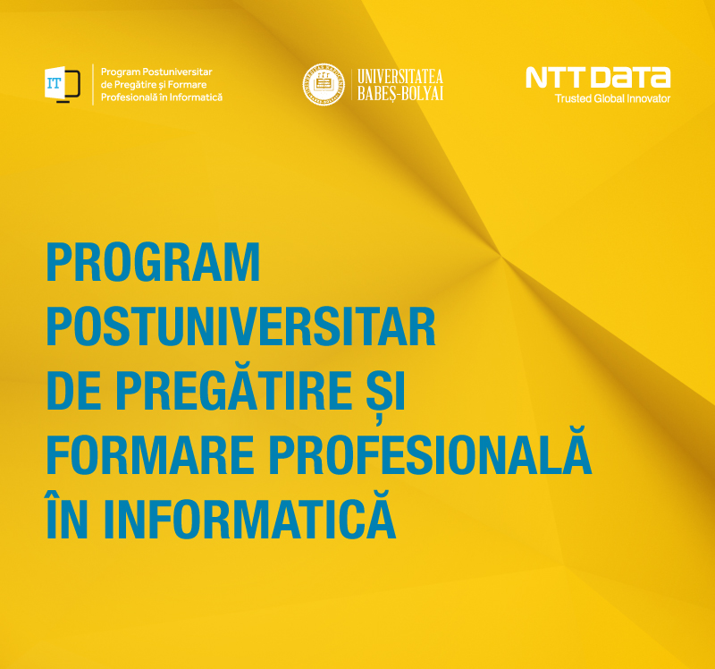 Postgraduate Training Programme in Computer Science | Faculty of