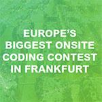 360T | Deutsche Börse Group and Catalysts: Europe's biggest onsite coding contest in Frankfurt