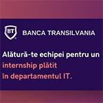Banca Transilvania Internship 2021