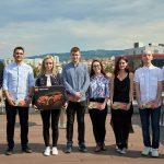 Absolvenți de Informatică în limba germană de la UBB premiați de MHP – A Porsche Company