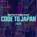 Code to Japan