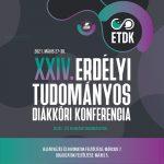XXIV. Erdélyi Tudományos Diákköri Konferencia