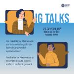 IG Talks – Facultatea de Matematică și Informatică salută liceenii vorbitori de limbă germană