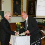 Életműdíjjal tüntették ki dr. Kolumbán József emeritus professzort