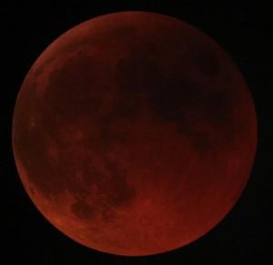 Luna fotografiata de la Observatorul Astronomic