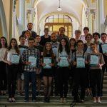 Díjátadó ünnepség a BBTE Matek-Infó verseny keretében