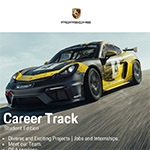 Porsche Engineering Romania Career Track, Student Edition