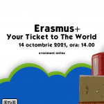 Erasmus+ Your ticket to the world