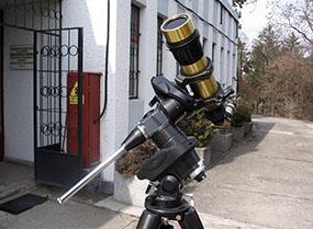 Refractor solar