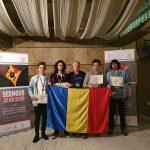Aur, argint și bronz pentru reprezentanții facultății la SEEMOUS 2020