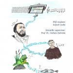 Sulyok Csaba doktori értekezésének védése: Evolutionary Music Composition