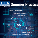 Student Placement – TBA Summer Practice