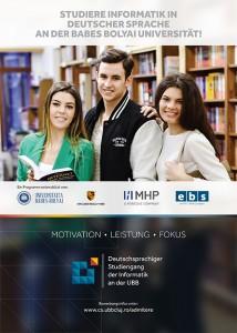 Informatik in deutscher Sprache an der Babeş-Bolyai Universität